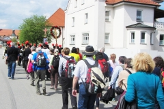 Wallfahrt nach Neukirchen beim hl. Blut